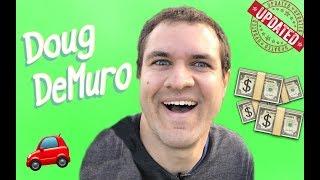 How Rich is Doug DeMuro @DougDeMuro ??