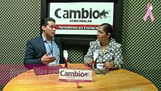 Mujeres de Cambio - ISSSTE en la lucha contra el cancer