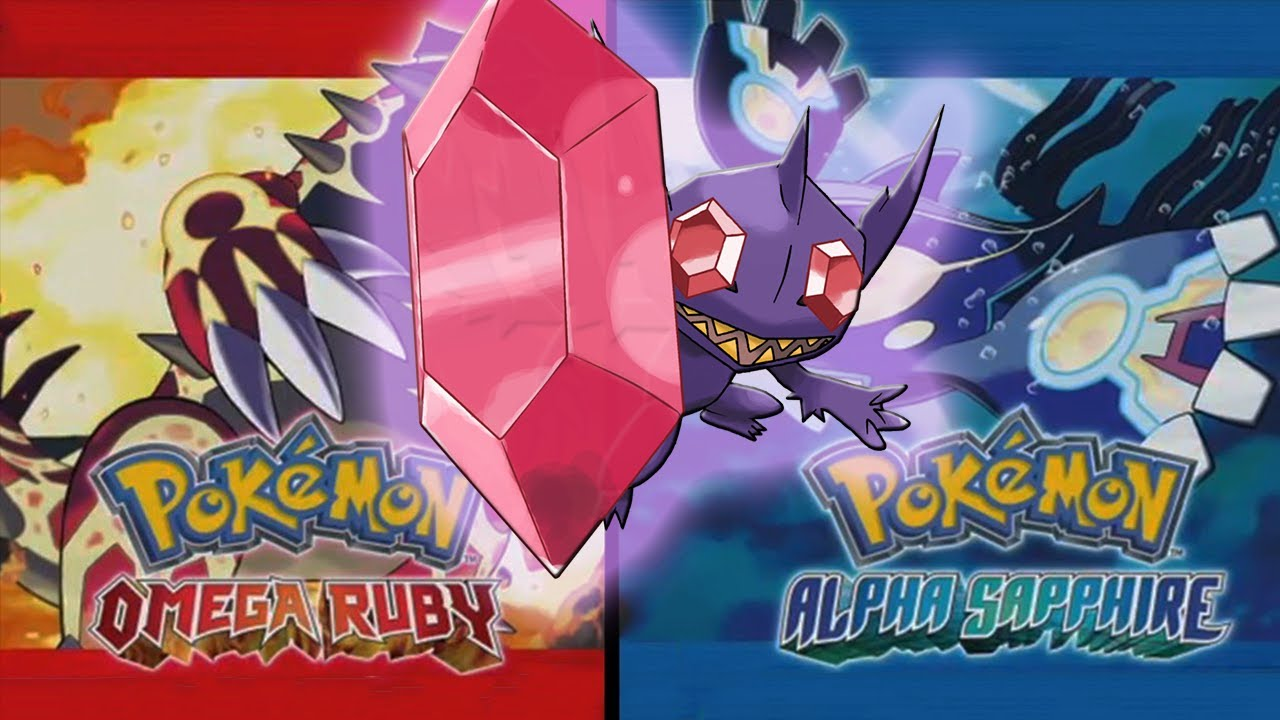 how to get sableye in pokemon omega ruby