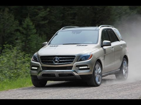 2012 Mercedes-Benz ML Review