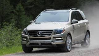 2012 Mercedes-Benz ML Review