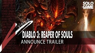[Giới Thiệu] Diablo 3 - PS4 Gameplay
