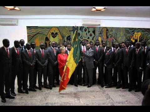 Mbaye Dieye Faye les lions du senegal.wmv