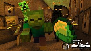 Treasure Hunters  [Minecraft Animation・マイクラアニメ]
