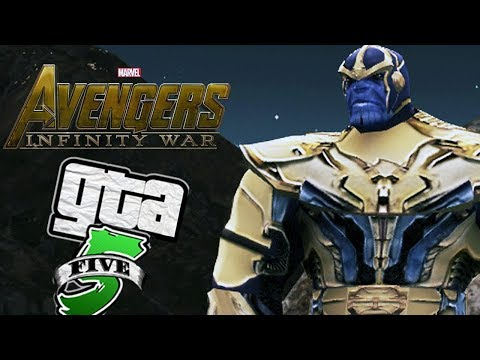 GamesMods17 : Thanos (Infinity War & GOTG) [Big version