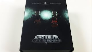 KOLLEGAH & FARID BANG - JUNG BRUTAL GUTAUSSEHEND 2 BOX UNBOXING
