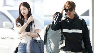 Video Lee min ho Suzy Airport,Lee min ho Suzy Perfect Couple download MP3, 3GP, MP4, WEBM, AVI, FLV Mei 2018