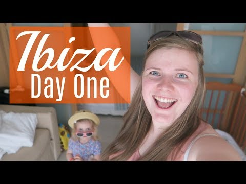 HOLIDAY VILLAGE IBIZA, MAY 2017 | DAY ONE