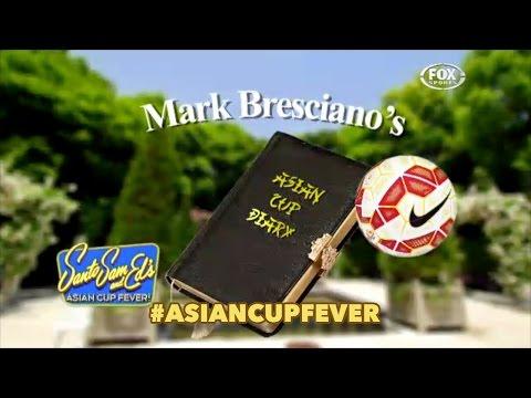 Asian Cup Fever! Bresh