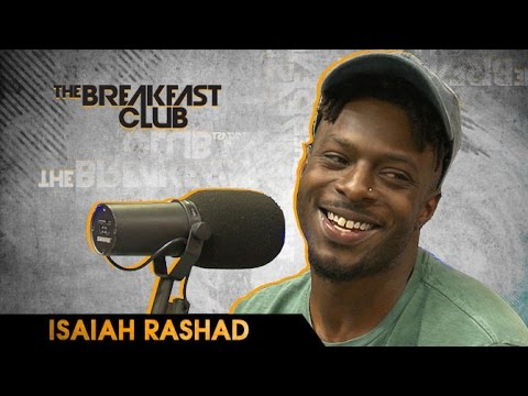 Isaiah Rashad Interview With The Breakfast Club (9-1-16)
