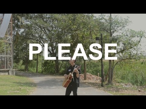 Please - Atom ชนกันต์ 【MV By.ComputerGraphic3/2 at KVC.】