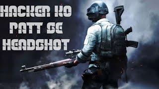 Sanhok hacker ko patt se headshot rush gameplay