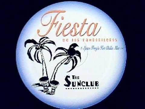 The Sunclub - Fiesta De Los Tamborileros (Space Frog Remix)