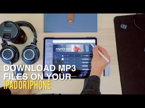 descargar Mp3 ipad