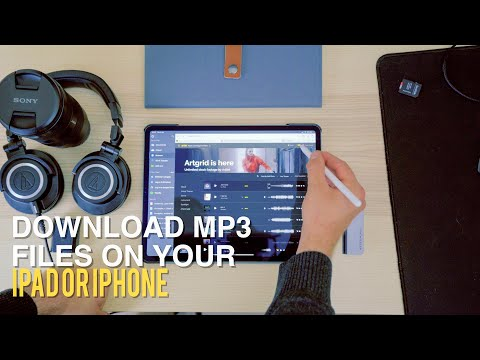 How To Download MP3 Files On Your IPhone & IPad