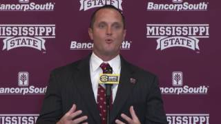 Andy Cannizaro Press Conference - 11/7/16