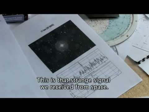 Trailer CALLING E.T. a documentary film by Prosper de Roos