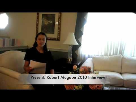 Robert Mugabe Interview
