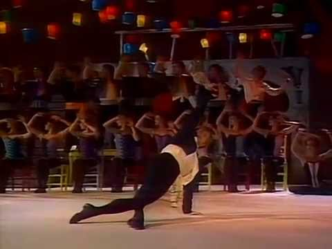 Михаил Барышников в балете Кармен ( Ролан Пети). 1980.