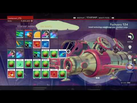 No Man's SKY travel channel