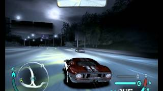 Ford GT Need for Speed Carbon HD Gameplay Test Drive