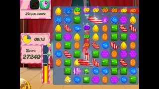 Candy Crush Saga: Level 211 (No Boosters) iPad 4