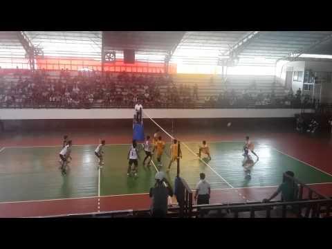 Region 1 vs Davao PALARONG PAMBANSA 2015.