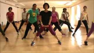 Zumba® Cool Down Routine by Vijaya | Maahi Ve by A.R. Rahman (Highway Soundtrack)