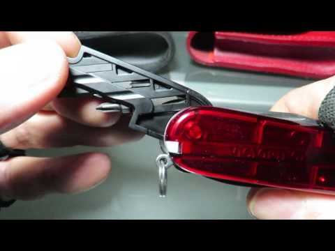Victorinox Cybertool L [1.7775.T] - 41 fonctions !