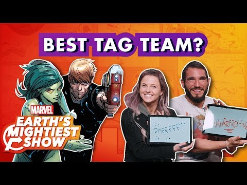 X-Men & Marvel Wrestling Tag Teams | Earth's Mightiest Show
