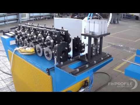 Линия для производства штукатурного маяка (шпаклёвочного уголка)