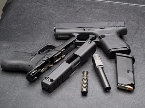 How To Disassemble a Glock 43