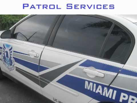 Miami Security Protection Bodyguard Services Florida 305-264-7878