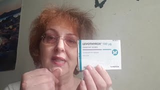 Levothyroxine in France.  What's going on