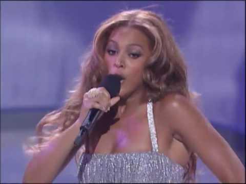 Destinys Child at World Music Awards 2005