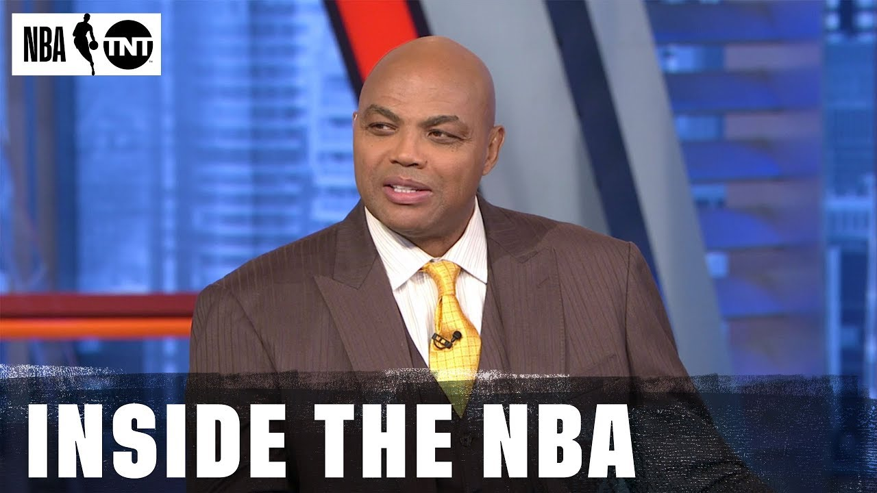 """Download Charles calls the Embiid-KAT altercation """"A Snuggle Fest""""  
