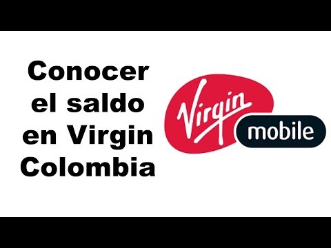 Saldo Virgin Mobile Colombia