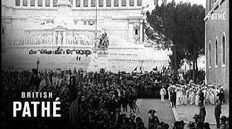 Evviva Il Duce! Aka Viva Il Duce (1933)
