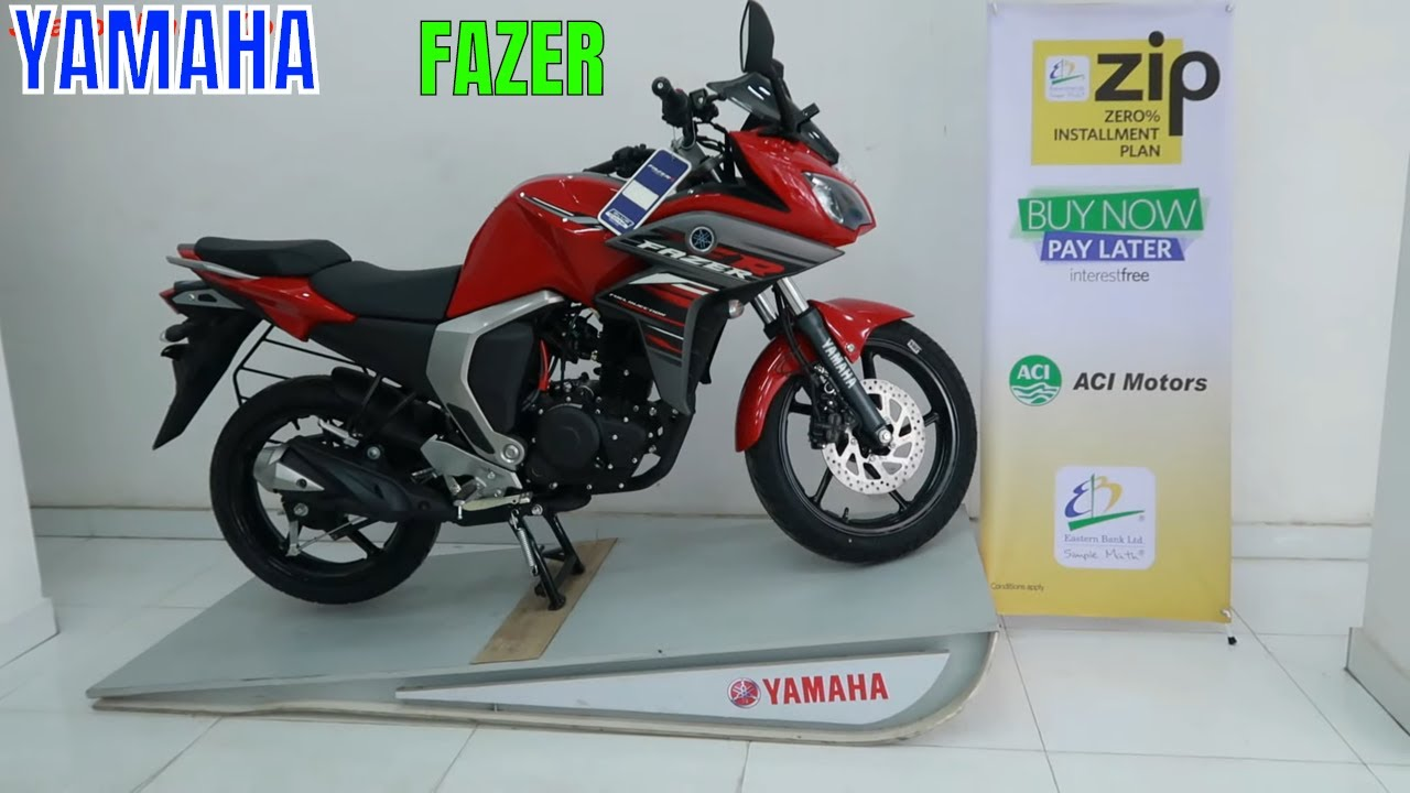Download Yamaha Fazer Motorcycle In Bangladesh | Yamaha  Fazer | Price | Specification | Shapon Khan Vlogs