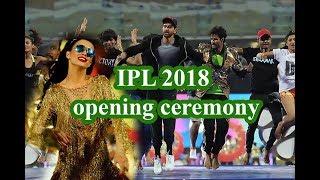 IPL Opening Ceremony 2018/Hritthik Roshan Perfomance