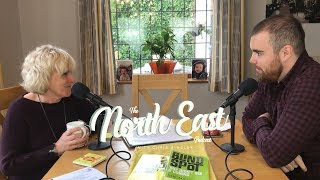 Gambar cover #001: Sue Miller - The North East Podcast