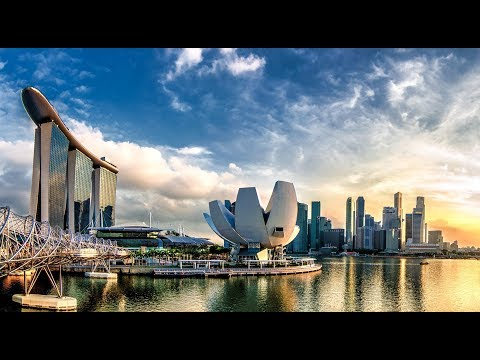 Top 10 Tallest Buildings In Singapore 2018/Top 10 Rascacielos Más Altos De Singapur 2018