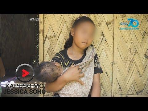 Kapuso Mo, Jessica Soho: Mga batang babae sa Palawan, maagang ipinapakasal