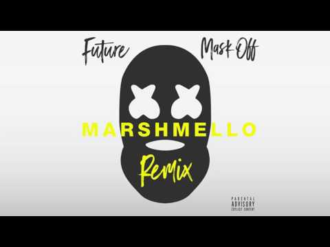 Future - Mask Off [Marshmello Remix]