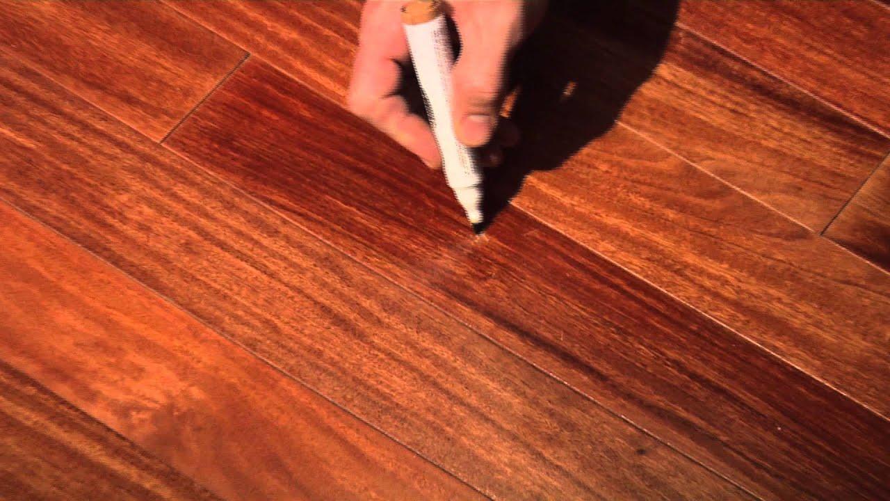 Rejuvenate Wood Furniture Floor Repair Markers Youtube