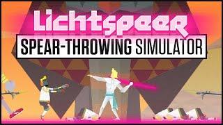 Lichtspeer Review | PC, PS4, PS Vita | Lichtspeer Gameplay