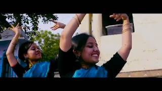 ANUBHAVA | Manavyalakincharadate- Dance Cover |AGAM| The Choreography Society, St. Stephen's College