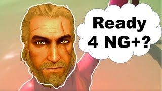 10 tips BEFORE NG+ Witcher 3: Wild Hunt, Swords & Mutagens #ng+ #witcher3 #witcher