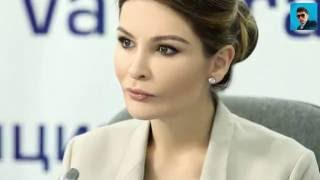 Дочь Президента Узбекистана Лола Каримова...