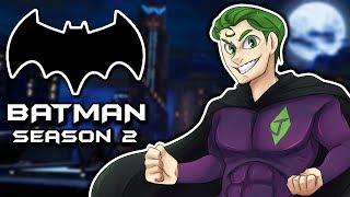 THE JOKER IS A SUPERHERO NOW!   Batman: The Telltale Series   Season 2   Episode 4 (Full Episode)